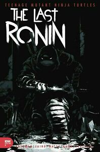 Teenage Mutant Nunja Turtles The Last Ronin #2 Campbell Variant IDW Publishing