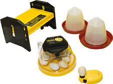 Mini Incubadora para 10 Pollos Huevos, Brinsea incubadora Paquete De Inicio Eco