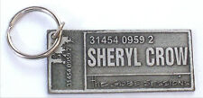 SHERYL CROW THE GLOBE SESSIONS METAL KEY CHAIN KEYCHAIN NEW OFFICIAL