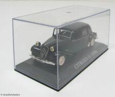 Citroen 11 (1950) in schwarz 1:43