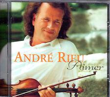 CD 18T ANDRE RIEU AIMER DE 2001 POLYDOR ETAT NEUF