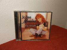 I'm Alright by Jo Dee Messina (CD, Mar-1998, Curb)