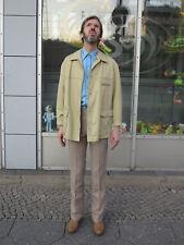 VEB Herrenkonfektion Helbra Parka Trenchcoat Jacke 70er TRUE VINTAGE men coat
