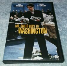 Mr. Smith Goes To Washington Dvd Rare