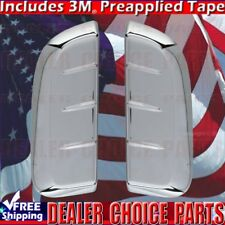 For 2005-2012 NISSAN PATHFINDER 04-15 ARMADA 2pc REAR Chrome Door Handle COVERS