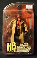 Mezco Hellboy 2 Red with Samaritan and Sword Action Figure ~ New MIP 2008