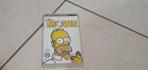 The Simpsons Movie - PSP UMD