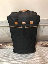 "40""XL, Expandable Upright Rolling Wheeled Duffel Bag Spinner Suitcase Luggage"