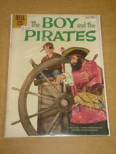 FOUR COLOR #1117 FN (6.0) DELL COMICS BOY AND THE PIRATES JUNE 1960 COVER A