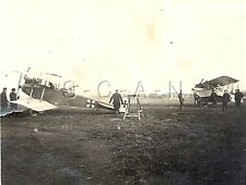 Original Vintage German WWI Small RP- German Airplane- Biplane- Plane- 1916-1918