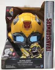 Hasbro Transformers Last Knight BUMBLEBEE VOICE CHANGER MASK