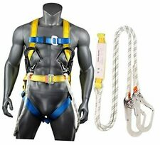 Safety Harness Fall Protection Kit Construction Full Body System Jo 2