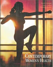Contemporary Women's Health Issues for Today and the Future Paperback New