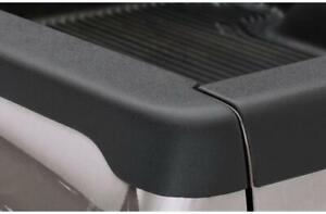 Bushwacker Ultimate Smoothback Bed Rail Caps For 11-18 Volkwagen Amarok