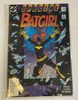 DC Comics Batgirl Special #1 (1988) Mike Mignola & Barry Kitson - Free Shipping