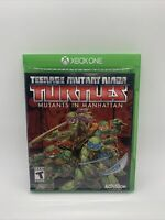 Teenage Mutant Ninja Turtles: Mutants in Manhattan (Microsoft Xbox One)