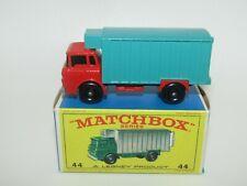 Matchbox Regular Wheels No 44 Refrigerator Truck VNMIB E4 Box