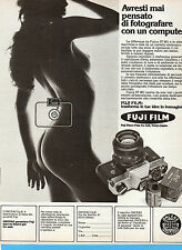 (AM) EPOCA976-PUBBLICITA'/ADVERTISING-1976- FUJICA ST 901