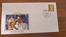 Brief / Letter, Roger Federer, Gewinner / Winner Wimbledon 2009