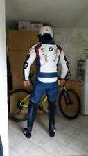 BMW MOTORRAD-Motorbike/Motorcycle Leather Suit Racing Biker-MotoGp-ALL SIZE(Rep