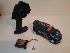 Hpi Micro RS4 Fiesta Ken Block Grc Livery