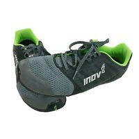 Inov-8 Men's Bare-XF 210 v2 Cross Trainer Shoes Gray Black Green US Size 12