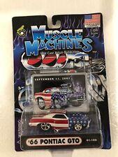Muscle Machines 9/11 Tribute Series '66 Pontiac GTO