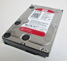 "Western Digital Red WD20EFRX-68AX9N0 2TB 5400RPM 3.5"" SATA Hard Drive"