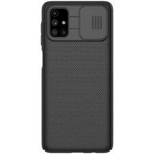 Nillkin For Samsung Galaxy M51 Slide Cover for Camera Preserve PC Hard Case