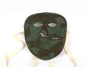 Replica WW2 German Elite Camo Face Mask Splinter Camo Color