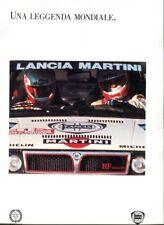 Lancia Delta HF integrale Leggenda mondiale ITALIAN market 1992 colour brochure