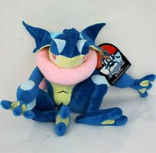 Pokemon Center Greninja Plush Toy 6 inch Gekoga Stuffed Animal Doll US Shipping
