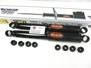 fits SUZUKI SJ410 & SJ413  2 x Monroe Adventure Rear Shock Absorbers 1982 - 1995