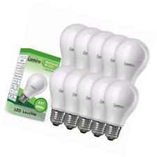 10x LUMIRA LED E27 Lampe ersetzt 100 W Glühlampe, 12 Watt warmweiß (2900 Kelvin)