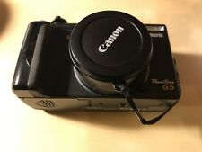 CANON POWERSHOT G5 with Memory Card, Battery and Power Supply