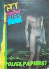 GAI PIED N°43 octobre 1982