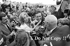 Jim Clark Lotus 33 Winner Dutch Grand Prix 1965 Photograph 16