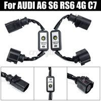 2X Semi Dynamische Blinker LED Laufblinker Für AUDI A6 S6 RS6 4G C7 Rückleuchte