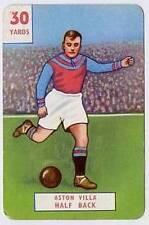 RARE Football Playing Card - Aston Villa 1946-7