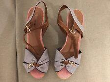 Tamaris Damen Sandalen in Größe 40 mit KeilabsatzWedge
