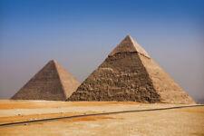 Pyramid Desert Sand Sky High Quality WALL PRINT PREMIUM LARGE POSTER  91X61CM