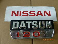 Original Nissan-Datsun Sunny Y120 Schriftzug 79805-H5005 79805H5005