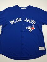 Majestic Cool Base Toronto Blue Jays MLB Baseball Jersey Mens 2XL Blank Back