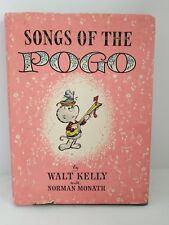 SONGS OF THE POGO by Walt Kelly & Norman Monath - FIRST PRINTING 1956