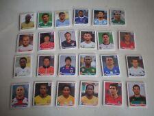 Stickers FOOT 2010 FIFA COUPE DU MONDE AFRIQUE DU SUD - PANINI - AUTOCOLLANTS