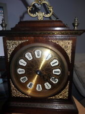 WEIMAR CARRIAGE MANTEL WOODEN CASED CLOCK