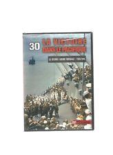 LA SECONDE GUERRE MONDIALE 1939-1945 - DVD N°30 LA VICTOIRE DANS LE PACIFIQUE