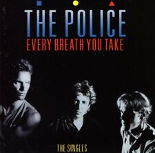THE POLICE - EVERY BREATH YOU TAKE CD (THE SINGLES) BEST OF / GREATEST HITS.