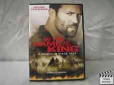In the Name of the King: A Dungeon Siege Tale (DVD, ...