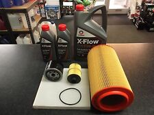 FIAT DUCATO (250) 2.3 SERVICE KIT OIL FUEL AIR CABIN / POLLEN FILTERS 7L XFLOW